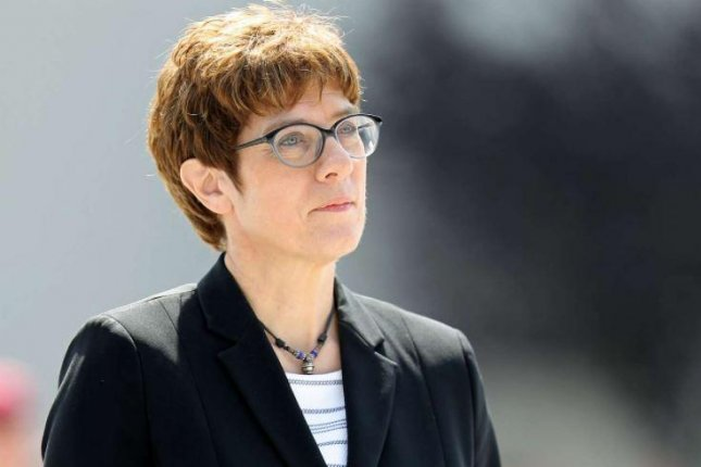 German Defense Minister Annagret Kramp-Karrenbaeur this week defended comments that Europe still depends on the United States for security issues, despite disagreement from French President Emmanuel Macron. Photo courtesy of German Defense Ministry