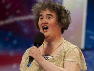 Susan Boyle admits appearing on Britain's Got Talent last weekend was something of a nerve-wracking experience