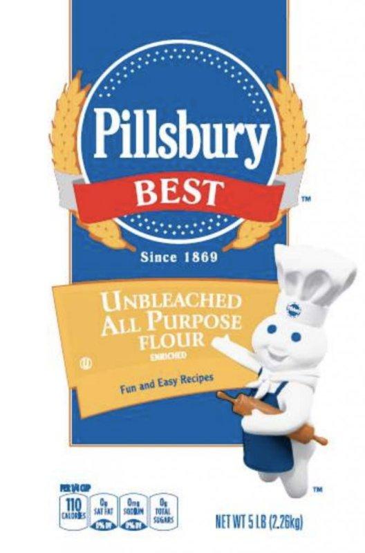 5-pound bags of Pillsbury flour recalled