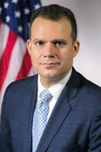 U.S. Attorney Justin Herdman told advocates of white supremacy that while they have the right to free speech, they don't have the right to force people to listen to them. Photo courtesy of United States Department of Justice/Website