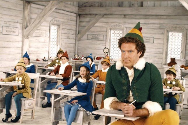 The Holiday Movies That Made Us tells the story of making the film Elf. Photo courtesy of Netflix