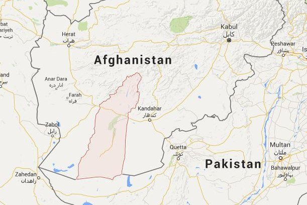 More than 60 hostages held by the Taliban were freed from a makeshift jail in Helmand province in southern Afghanistan. Google map