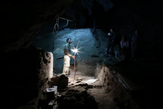 The new genomic analysis was made possible by the excavation and recovery of ancient human remains -- some date to 11,000 years ago -- featuring well-preserved DNA. Photo by André Strauss/UNM
