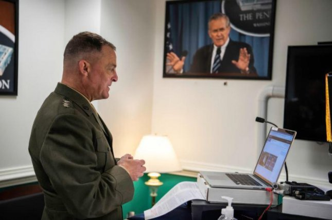 Lt. Gen. Michael Groen called for greater military use of artificial intelligence during a virtual conference this week. Photo courtesy of Department of Defense
