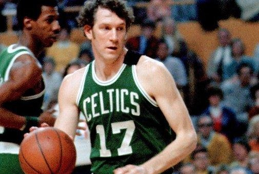fa982709f4b Former Boston Celtics legend John Havlicek played all 16 seasons of his NBA  career in Boston. Photo courtesy of Twitter ESPN Boston