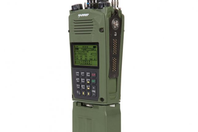 NSA certifies Harris AN/PRC-163 radio for top secret intelligence