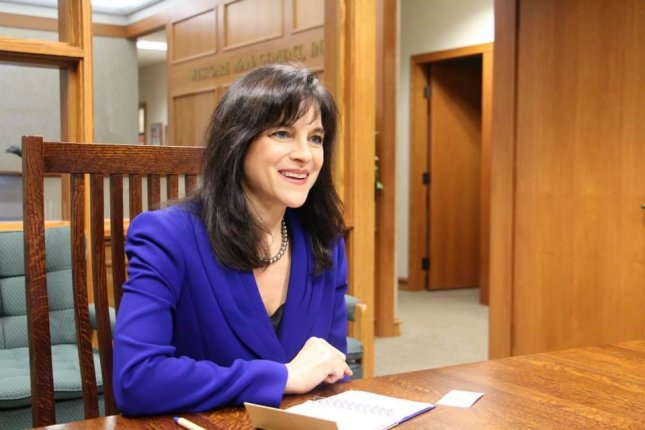 Monica Wehby, candidate for Senate in Oregon. (Facebook/Monica Wehby)