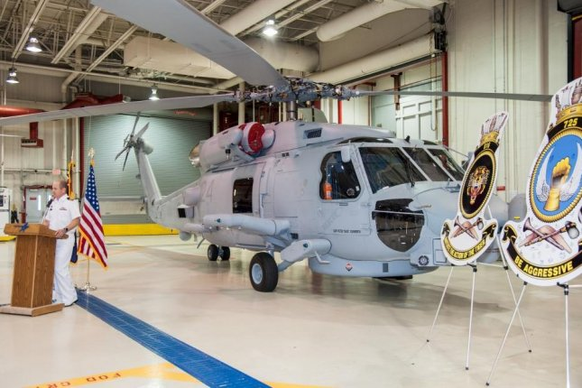 Lockheed Martin has delivered the 24th and final MH-60R Seahawk helicopter for the Royal Australian Navy under a foreign military sales contract, the company announced. Photo courtesy Lockheed Martin