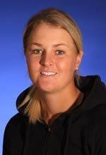 Anna Nordqvist, winner of the LPGA Tour Championship Nov. 23, 2009. (LPGA photo)