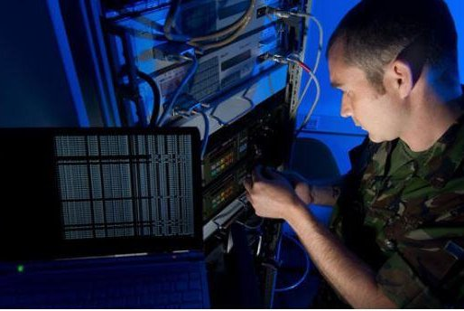 NATO started a weeklong exercise on Monday to test its cybersecurity networks. Photo courtesy of NATO