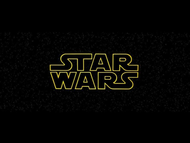 'Star Wars' logo. (Lucasfilm)