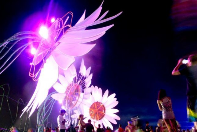 Concertgoers attend the Electric Daisy Carnival in 2011. Since then, seven deaths have been reported at the concert. Photo by Tony Nungaray/Flickr