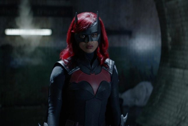 Javicia Leslie says she's going to have a new batsuit by episode 3 of Batwoman. Photo courtesy of The CW