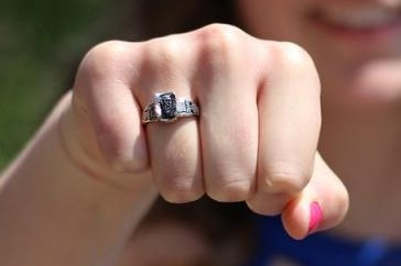 A woman who lost her class ring at her South Carolina college in 2016 said it turned up four years later in a parking lot at the school. Photo by lisabussell/Pixabay.com