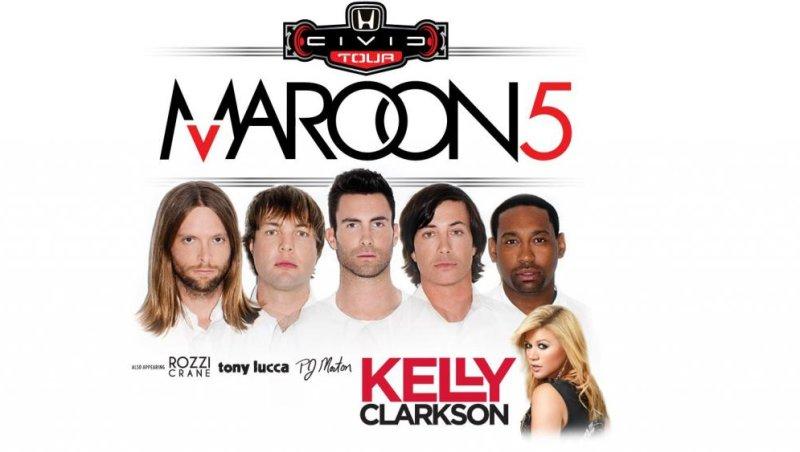 CREDIT: Maroon 5