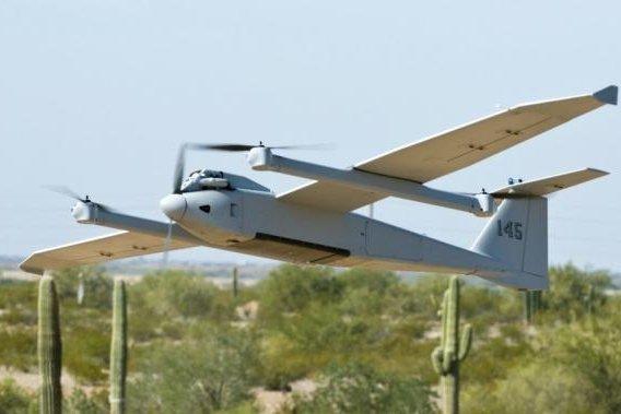 Arcturus VTOL UAV in service with Mexican Navy - UPI com