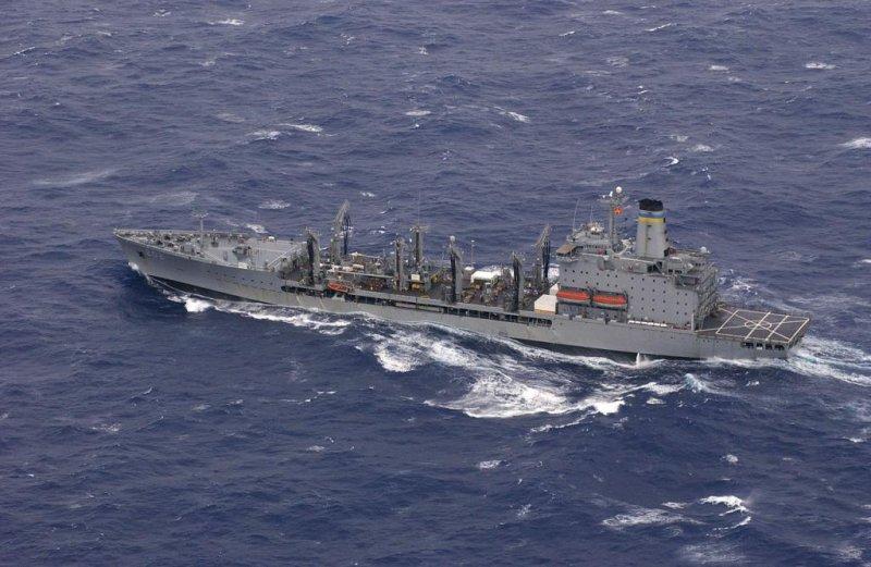 Vigor Marine awarded $14 7M for overhaul of USNS Yukon oiler
