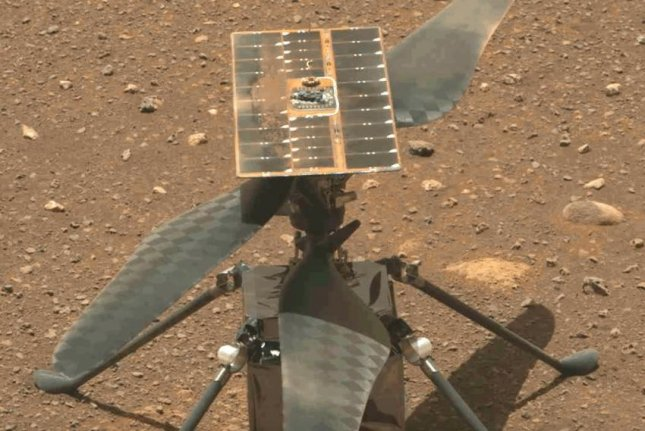 NASA announced Saturday that the first flight of Mars Ingenuity has been scheduled for Monday morning. Photo courtesy of NASA/JPL-Caltech
