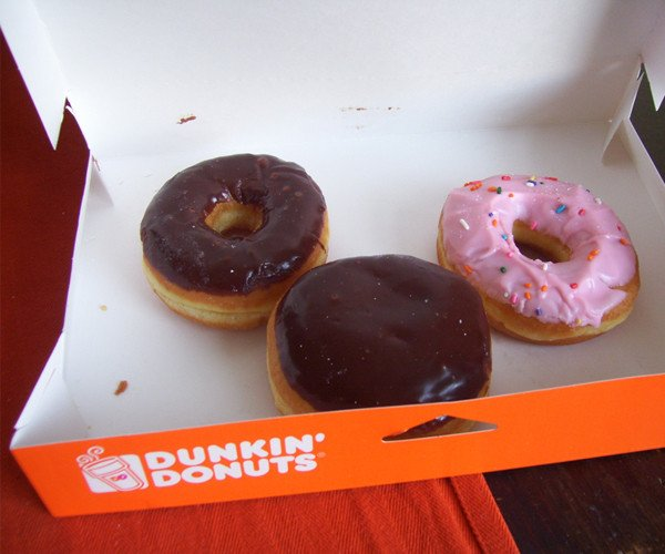 Dunkin' Donuts employee, Melissa Redmond, was arrested during operation Extra Sugar after being accused of offering prositution services. (file/Wikicommons)