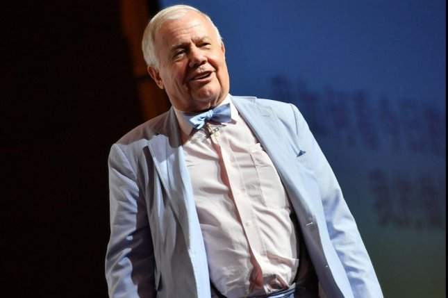 Singapore-based investment expert Jim Rogers said he expects social distancing in healthcare and education to last beyond the coronavirus pandemic. Photo courtesy of Jim Rogers