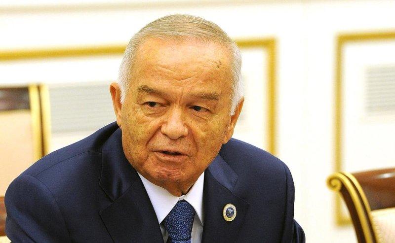 Uzbekistan's President Islam Karimov died Friday, according to news reports and Turkey's prime minister. Photo courtesy the Kremlin
