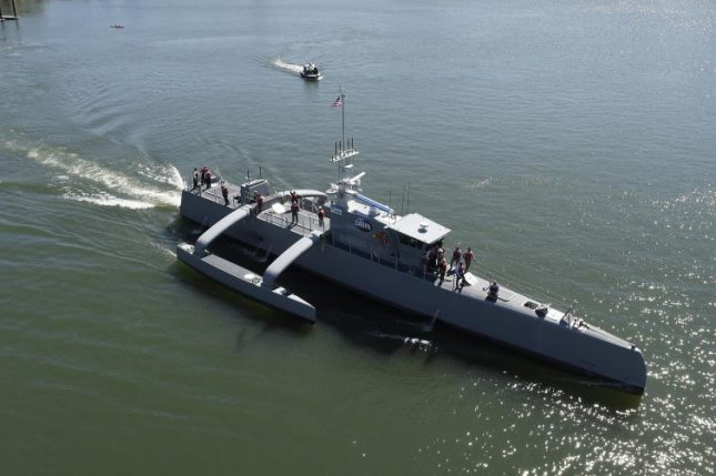 Leidos begins operational testing for Sea Hunter drone
