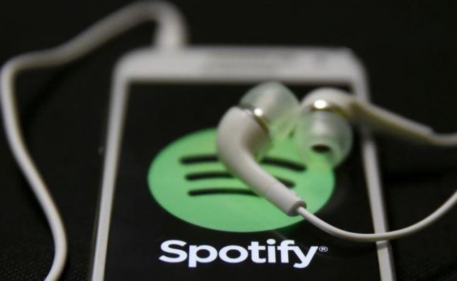 After a report revealed several white supremacist bands were available to stream on Spotify, the music app removed them from its service. Photo by downloadsource.fr/Flickr