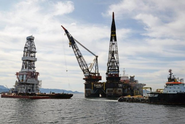 Trends suggest a period of belt-tightening for the petroleum industry in Norway is largely over, the government said. Photo courtesy of Arne Reidar Mortensen/Statoil.