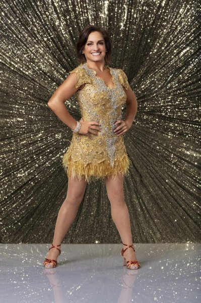 Former Olympic gymnast Mary Lou Retton was eliminated from Season 27 of Dancing with the Stars Monday night. Photo courtesy of ABC