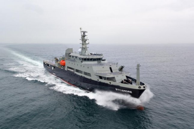 Damen prepares training vessel for Australian navy - UPI com