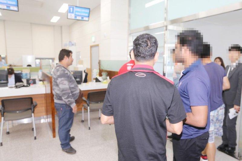 S. Korean island begins refugee process for Yemeni asylum seekers