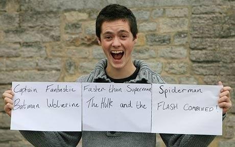 Teen's 'Fantastic' new name 'Super' long