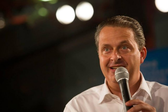 Brazilian presidential candidate Eduardo Campos, leader of the Brazilian Socialist Party, was killed in a plane crash on August 13, 2014. (Facebook)