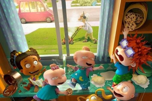 Paramount+ orders Season 2 of 'Rugrats' reboot