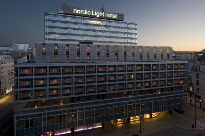 The Nordic Light Hotel. nordiclighthotel.com