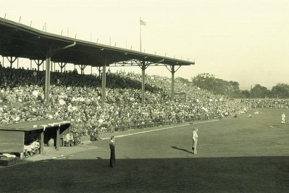 Rickwood Field was built in the early 1900s and played host to many of the greatest baseball players of all time. The Birmingham, Ala. ballpark is currently closed for repairs. Photo courtesy of The Friends of Rickwood.