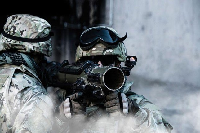 Saab will supply the U.S. Army with the latest version of the Carl-Gustaf M4 weapon. The new system reduces the launcher weight from 22 pounds to less than 15 1/2 pounds. Photo courtesy Saab