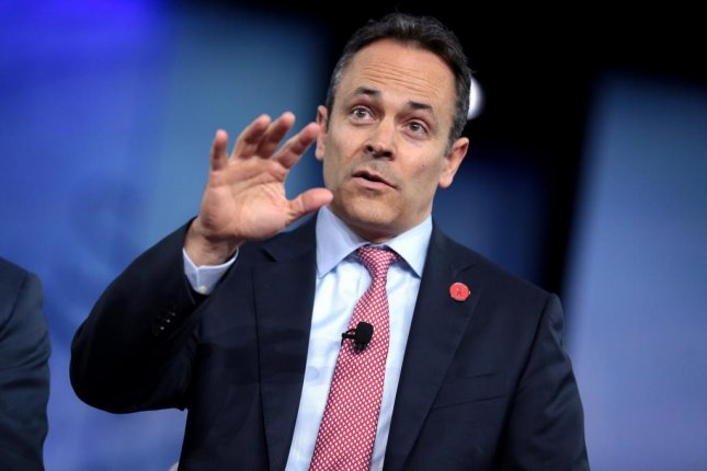 Kentucky Gov. Matt Bevin apologized Sunday for remarks he made suggesting a teachers' strike in his state left students vulnerable to harm. File photo courtesy of Wikimedia Commons