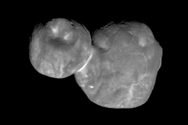 The newly released New Horizons' image offers the clearest view yet of Ultima Thule. Photo by NASA/JHUAPL/SwRI