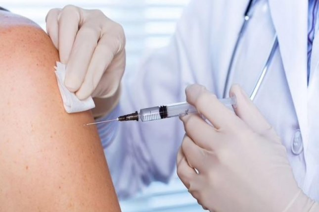 The study showed a decline in infections of HPV16, the strain found in more than 9 out of 10 cases of head and neck cancer related to the virus.Photo courtesy of HealthDay News
