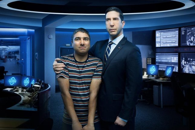 Friends David Schwimmer Returns To Comedy In Intelligence Bromance - Upicom-7527