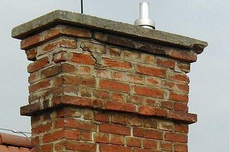 A chimney. (CC/Dr. Marcus Gossler)