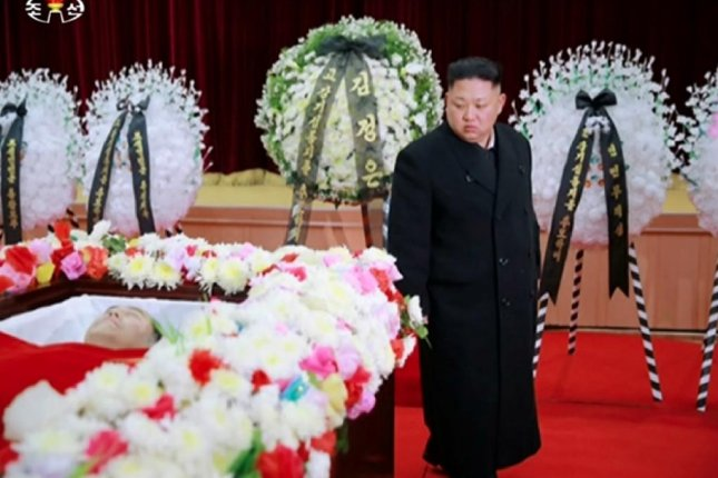A state funeral was held for the director-general of North Korea's aviation agency on Sunday, according to Pyongyang's state media. The cause of Kang Ki Sop's death was not reported. Photo screenshot of KCTV