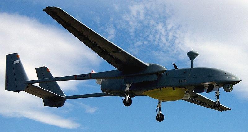 The Heron UAV by Israel Aerospace Industries. Photo: SSgt. Reynaldo Ramon, U.S. Air Force.
