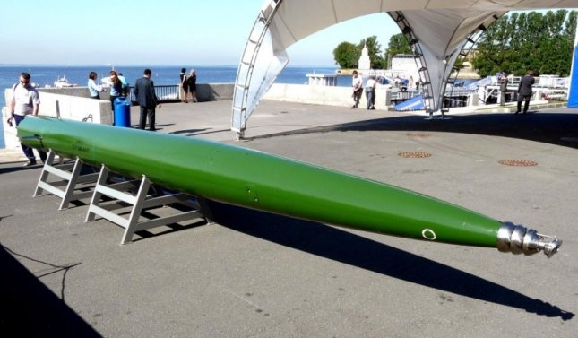 Russia designing new, faster 'Predator' torpedo to boost naval power