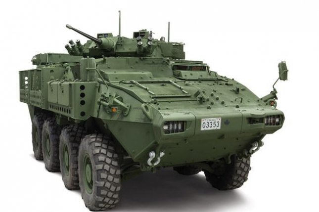 Canada's Light Armored Vehicle III Upgrade Program aims to bring existing platforms to the new LAV 6.0 configuration, which features enhanced protection and mobility. Photo courtesy of General Dynamics