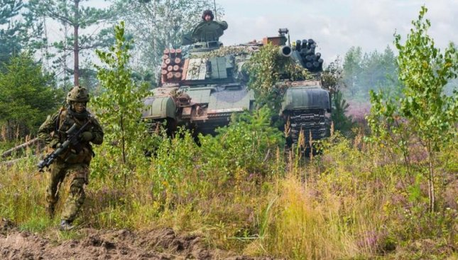 NATO announced Monday that its multinational battlegroups in Estonia, Latvia, Lithuania and Poland are now operational. Photo courtesy of NATO