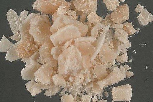 Crack cocaine. (PD/Drug Enforcement Administration)