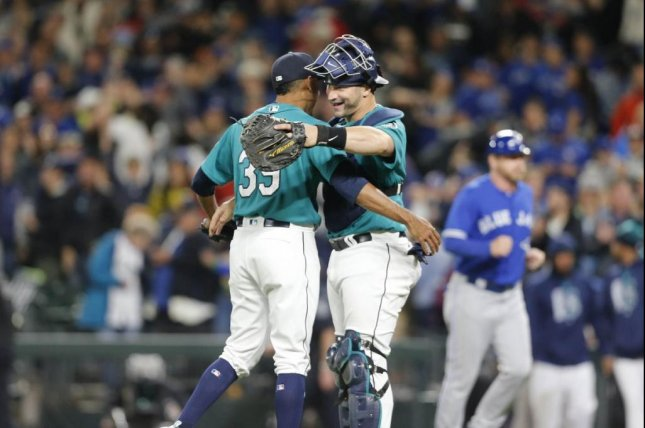 The Mariners have reached .500 for the third time this season with a victory over 4-2 win over the Toronto Blue Jays. Photo courtesy Seattle Mariners/Twitter