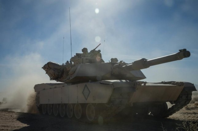 A new contract enables General Dynamics to upgrade M1A1 Abrams vehicles to the newly configured M1A2 System Enhancement Package Version 3. Photo by Sgt. Allison DeVries/U.S. Marine Corps